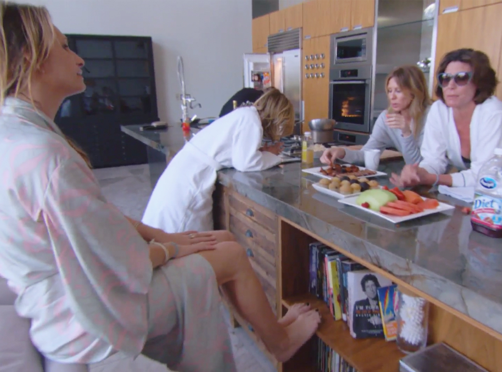 28. Turks and Caicos, Real Housewives of New York City season 7
