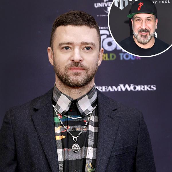 Justin Timberlake Reveals He Once Broke Into Alcatraz With Joey Fatone