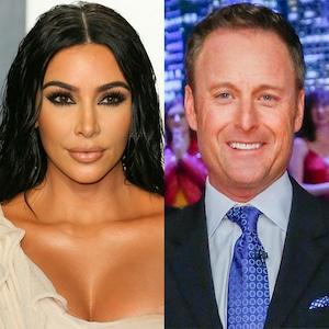 Kim Kardashian, Chris Harrison