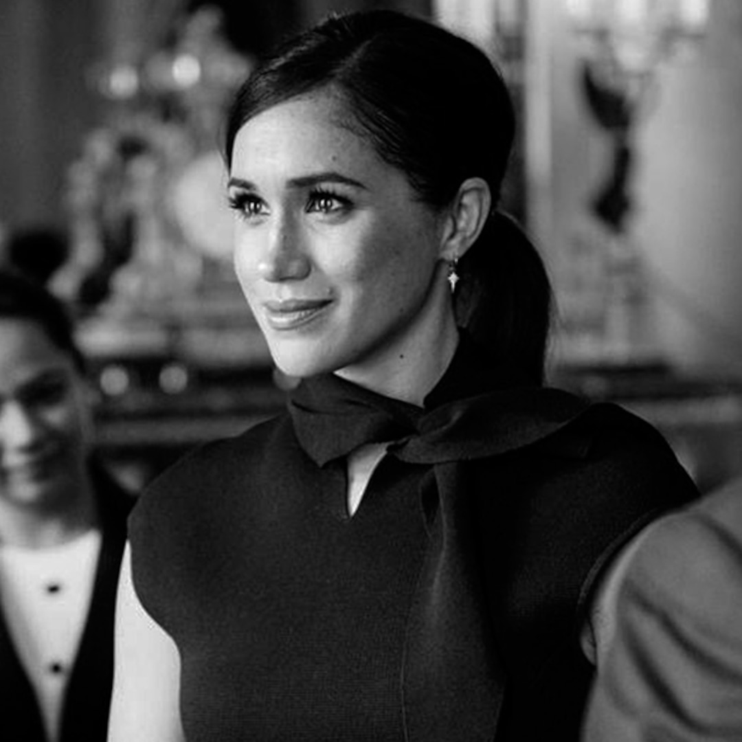 meghan markle reaches out to alleged victim of hate crime e online meghan markle reaches out to alleged
