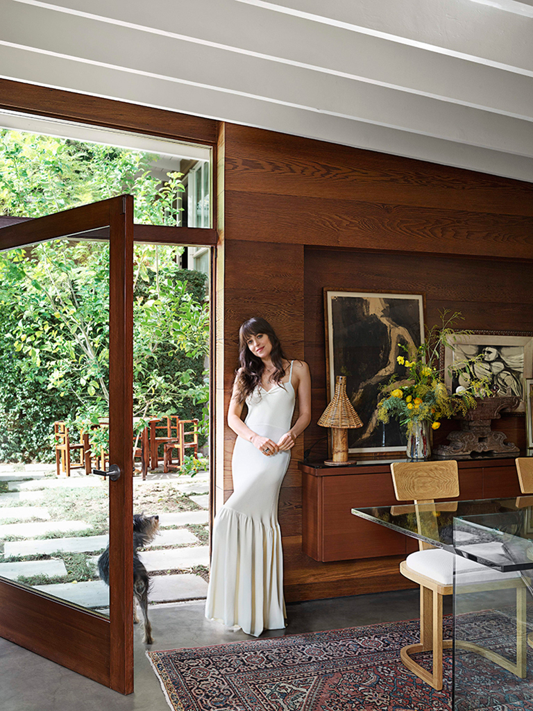 Dakota Johnson, Home, House, Real Estate, Architectural Digest, March 2020