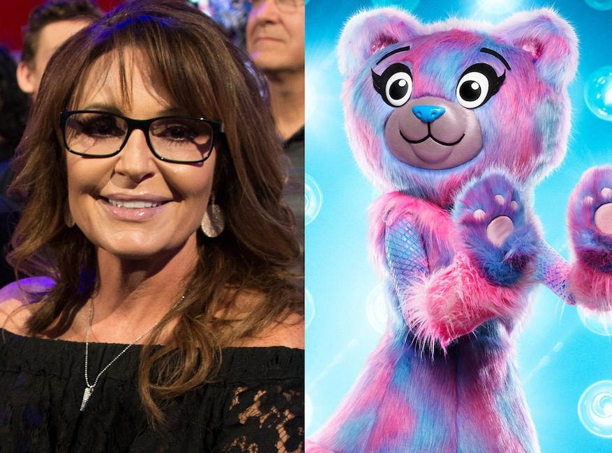 Sarah Palin, The Masked Singer