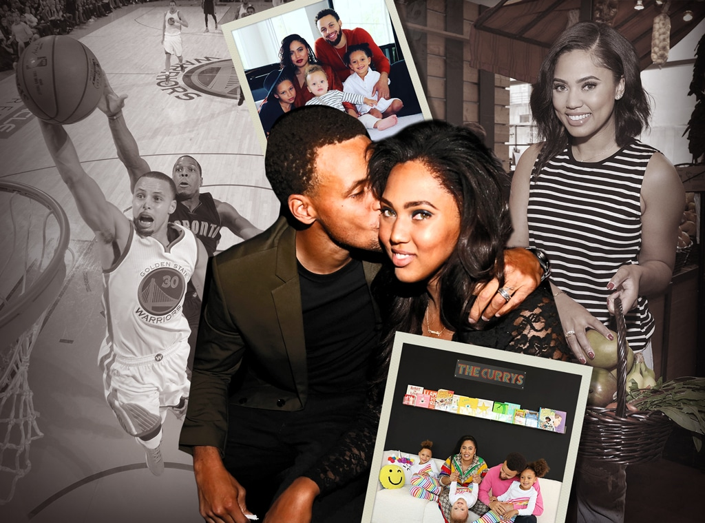 Stephen Curry, Ayesha Curry, Feature