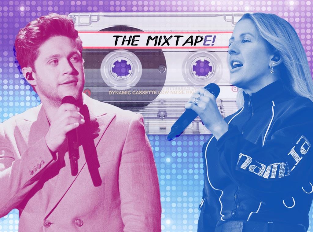 The MixtapE!, Niall Horan, Ellie Goulding