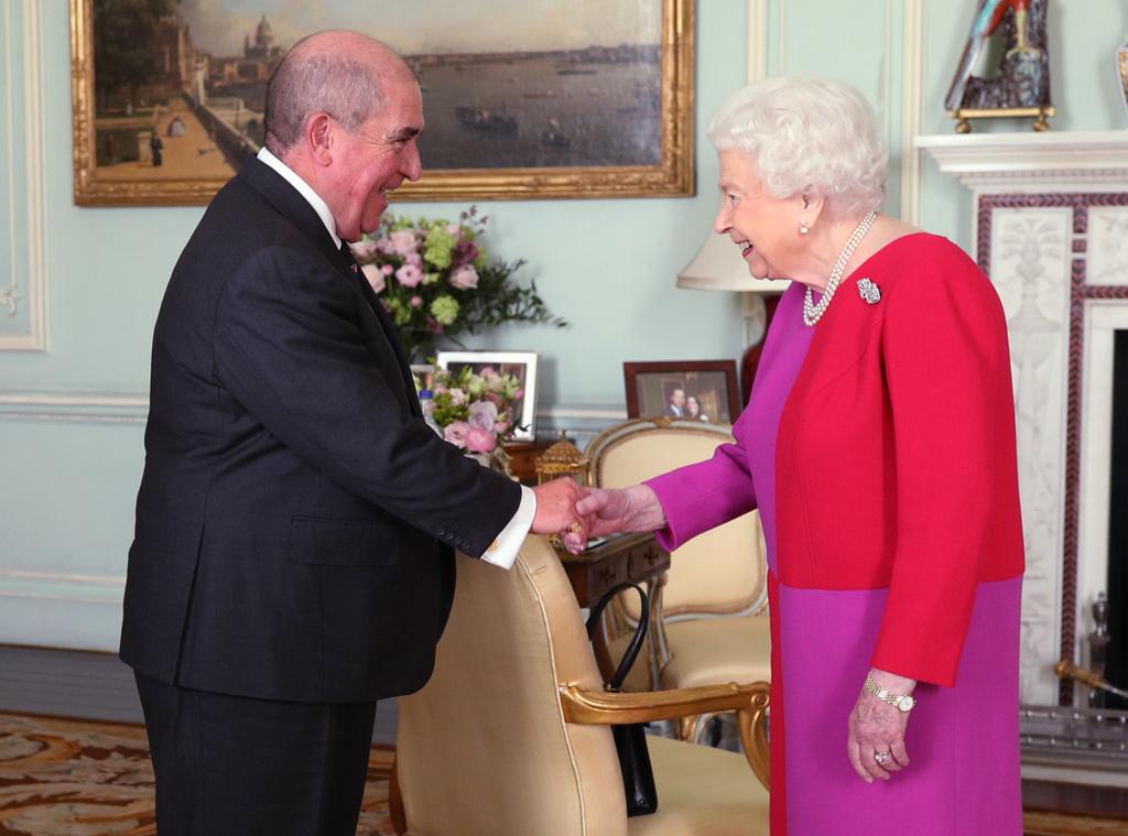 Professor Mark Compton, Queen Elizabeth