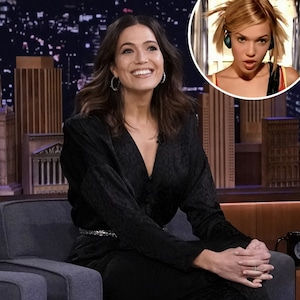 Mandy Moore, Tonight Show, Candy
