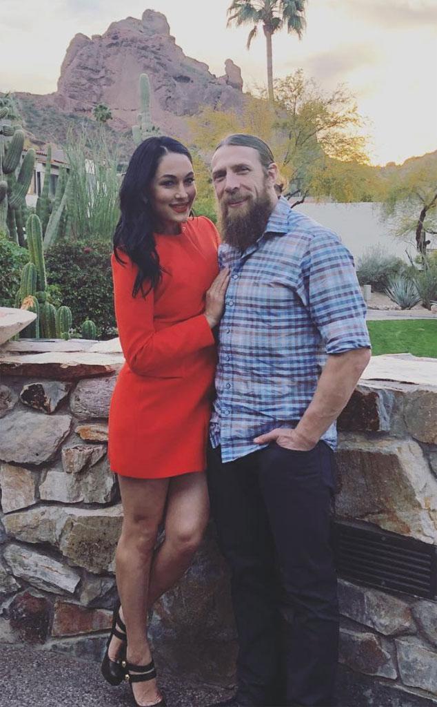 Brie Bella, Daniel Bryan, Instagram