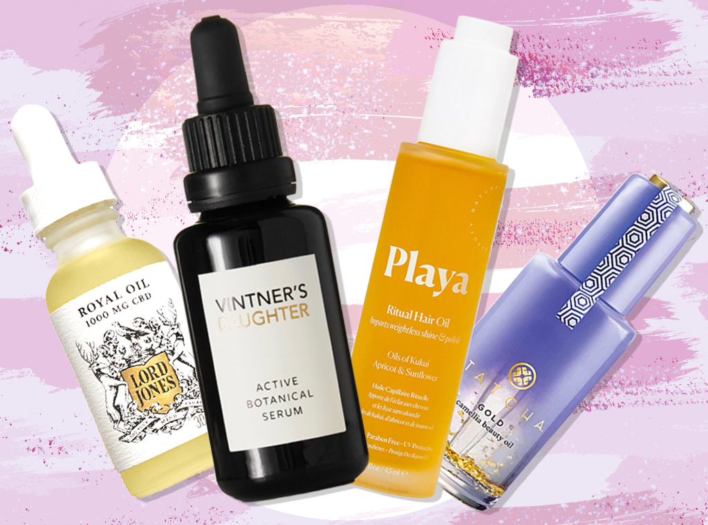 E-Comm: The Oils You Should Add to Your Beauty Routine