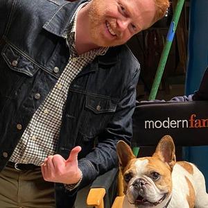 Jesse Tyler Ferguson, Modern Family Dog