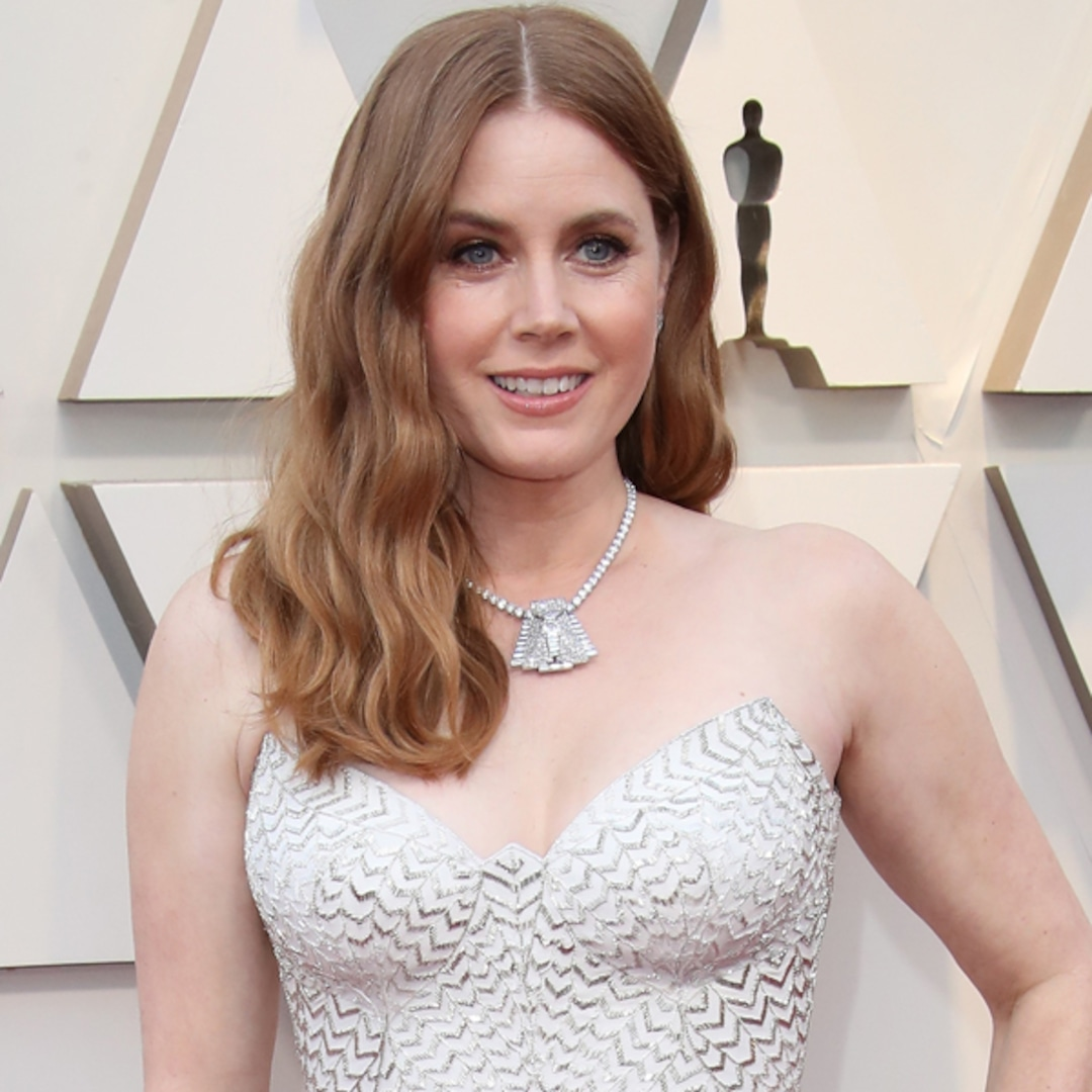 Amy Adams Talks New Movie Hillbilly Elegy and Which of Her Favorite Films She Still Quotes