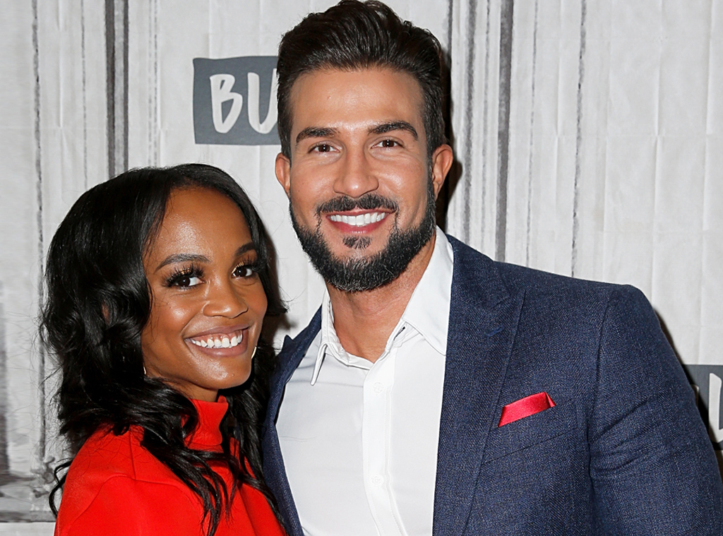 Rachel Lindsay and Bryan Abasolo, Celebrities Visit Build 2019