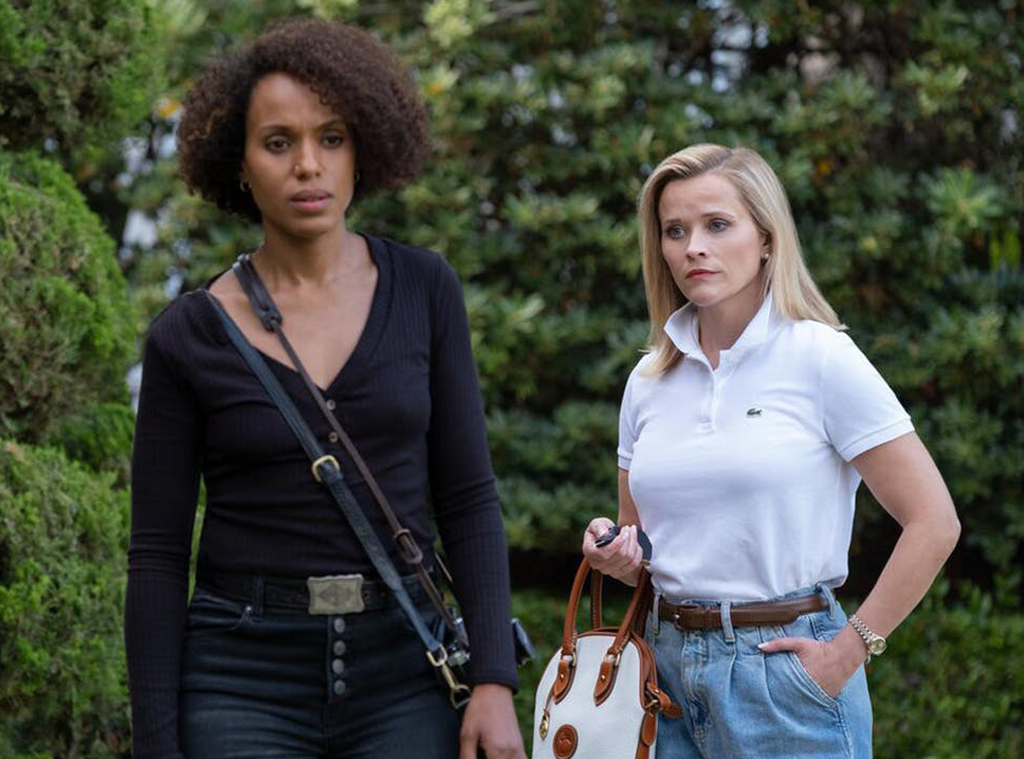 Reese Witherspoon, Kerry Washington, Little Fires Everywhere