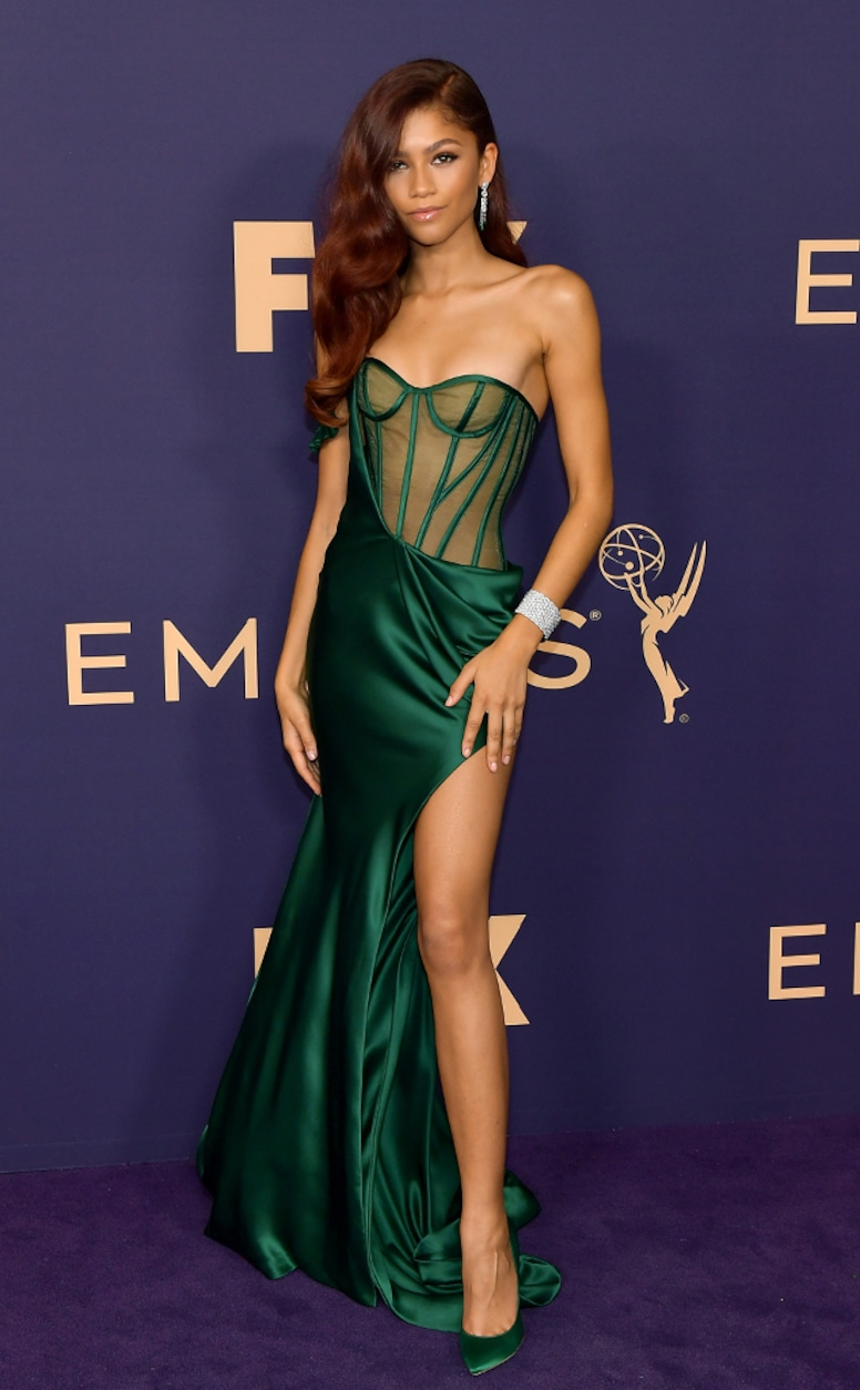 Zendaya, 2019 Emmy Awards, 2019 Emmys, Red Carpet Fashion, widget