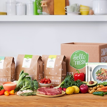 E-Comm: Meal Delivery Service, Hello Fresh