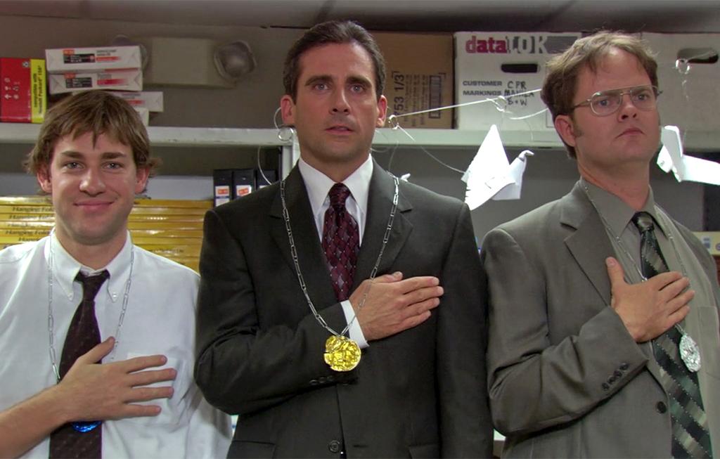 """Office Olympics"""