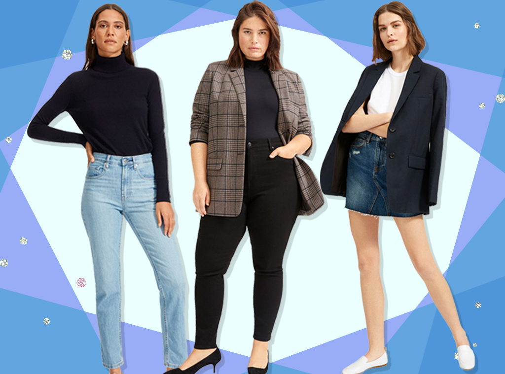 Ecomm: Everlane $50 Denim Sale