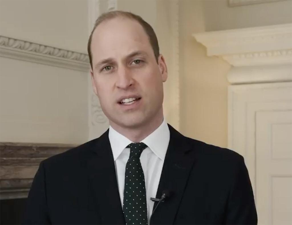 Prince William, Instagram