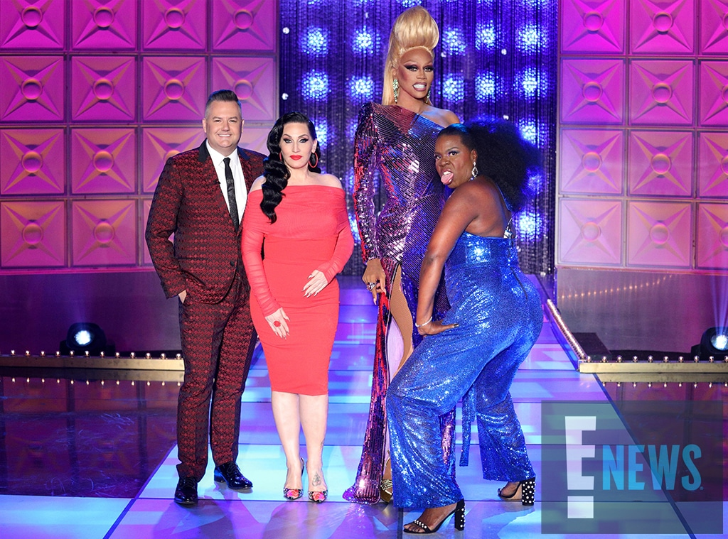 RuPauls Drag Race, Leslie Jones, Season 12, E! Exclusive