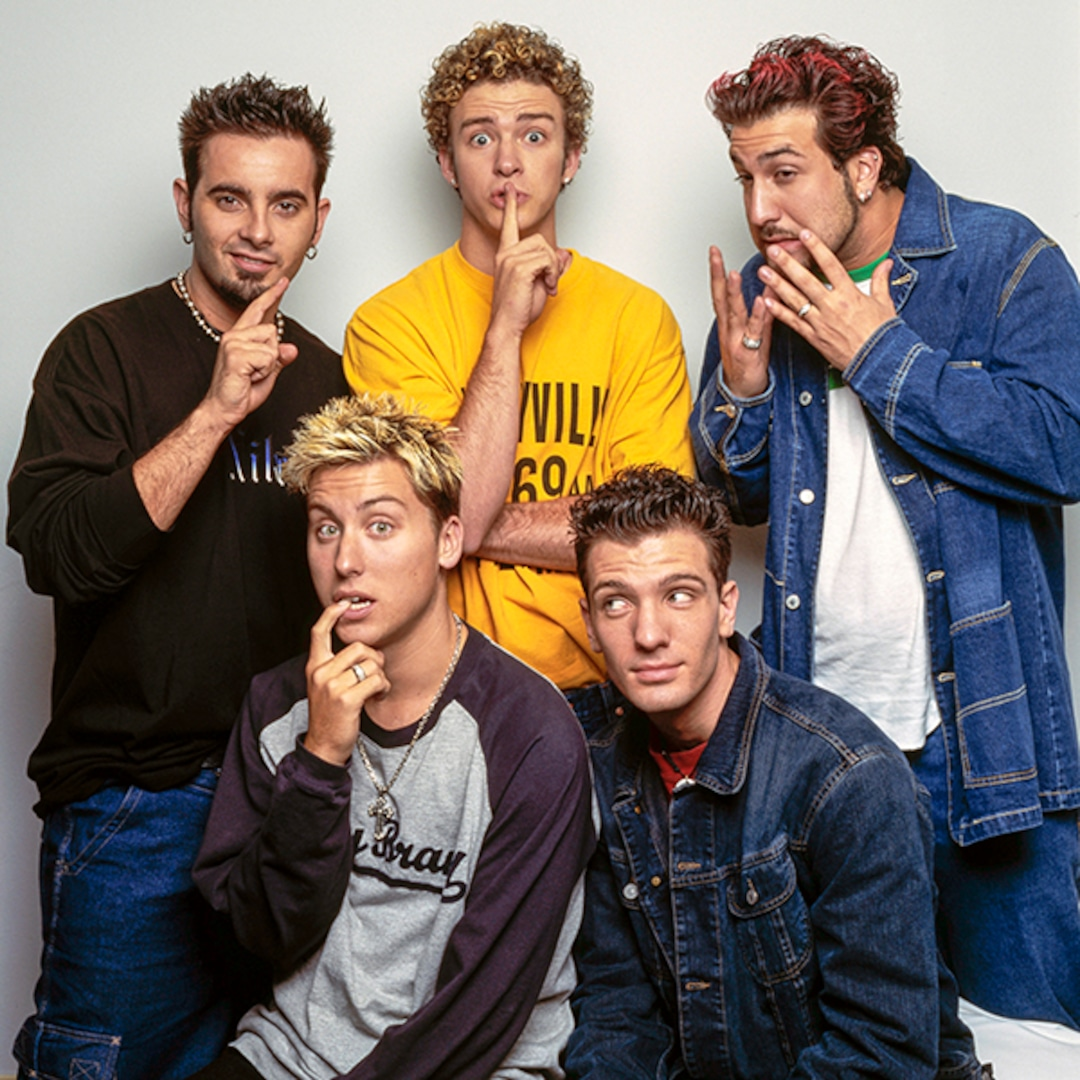 The Naked Music: N*Sync