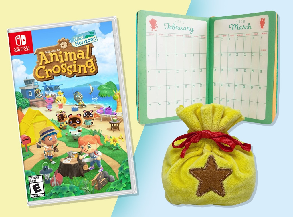 E-Comm: Animal Crossing pre-order swag