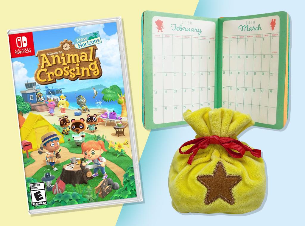 E-Comm: Animal Crossing pre-order swag
