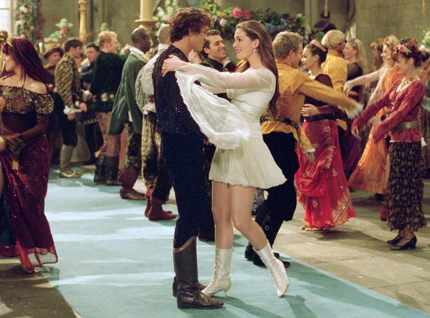 Ella enchantée, Hugh Dancy, Anne Hathaway