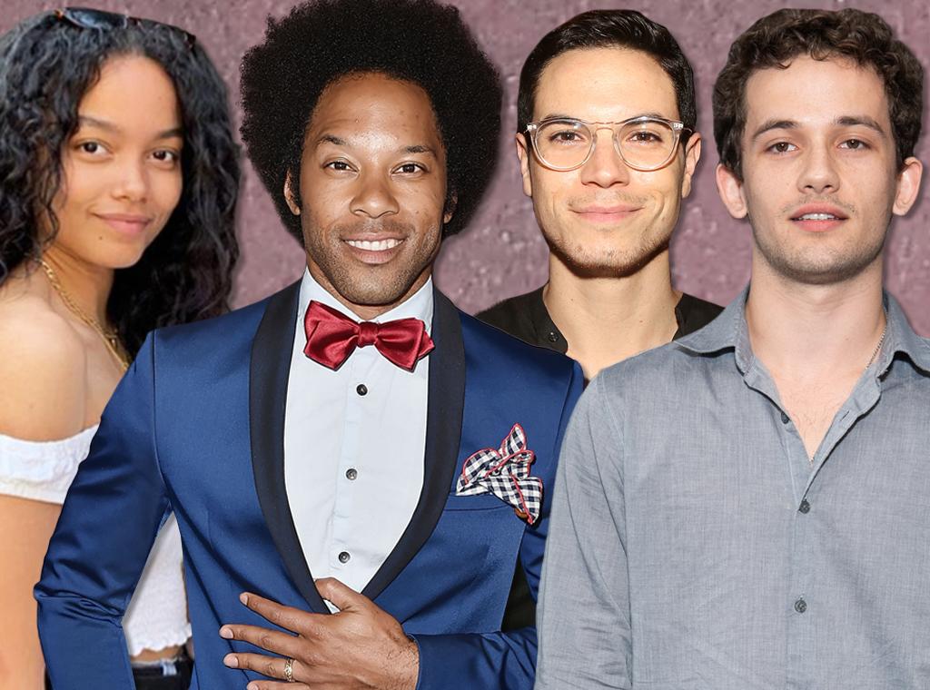 Whitney Peak, Johnathan Fernandez, Jason Gotay, Eli Brown - Gossip Girl