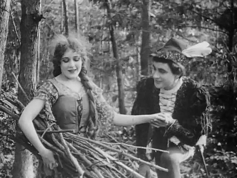 Owen Moore, Mary Pickford, Cinderella