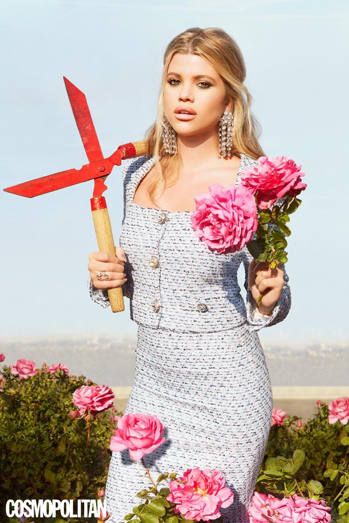 Sofia Richie, Cosmopolitan