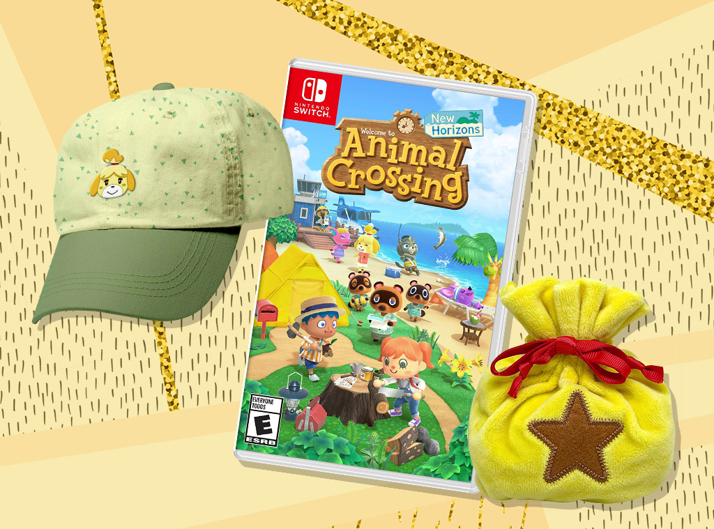 Animal Crossing New Horizons Is Here See All The Super Cute Swag