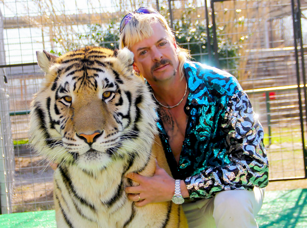 Tiger King: Murder, Mayhem and Madness, Joseph Maldonado, Joe Exotic