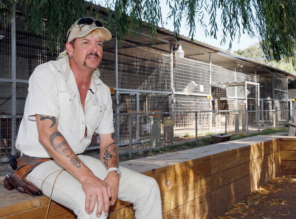 Joseph Maldonado, Joe Exotic, Greater Wynnewood Exotic Animal Park