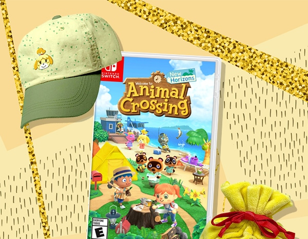 Animal Crossing: New Horizons Is Here! See All the Super Cute Swag You'll Want
