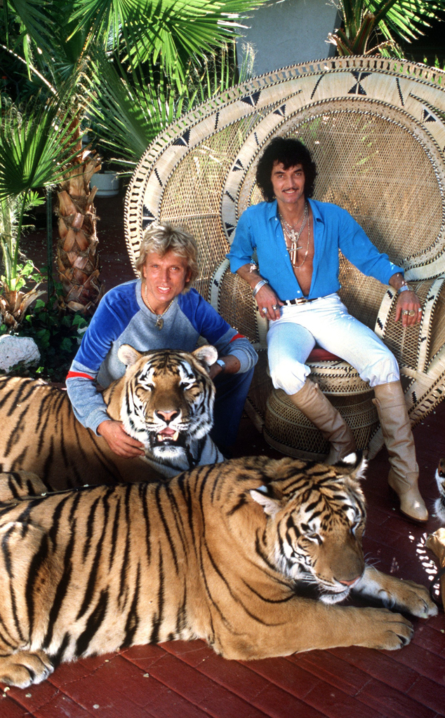 Siegfried & Roy, 1981