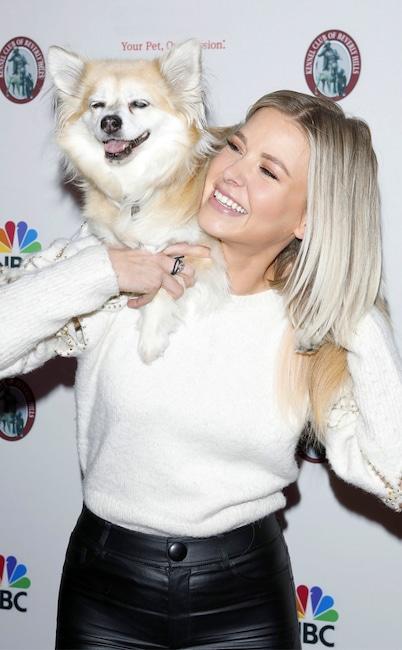Ariana Madix, dog, Charlotte York, National Puppy Day 2020