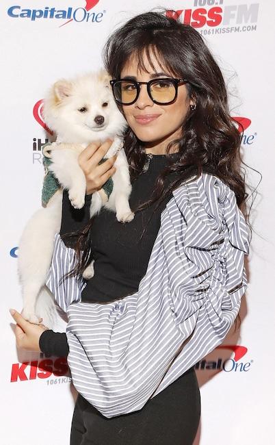 Camila Cabello, dog, Eugene, National Puppy Day 2020