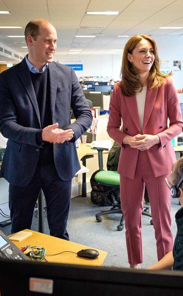 Kate Middleton, Prince William, Catherine, Duchess of Cambridge, Coronavirus