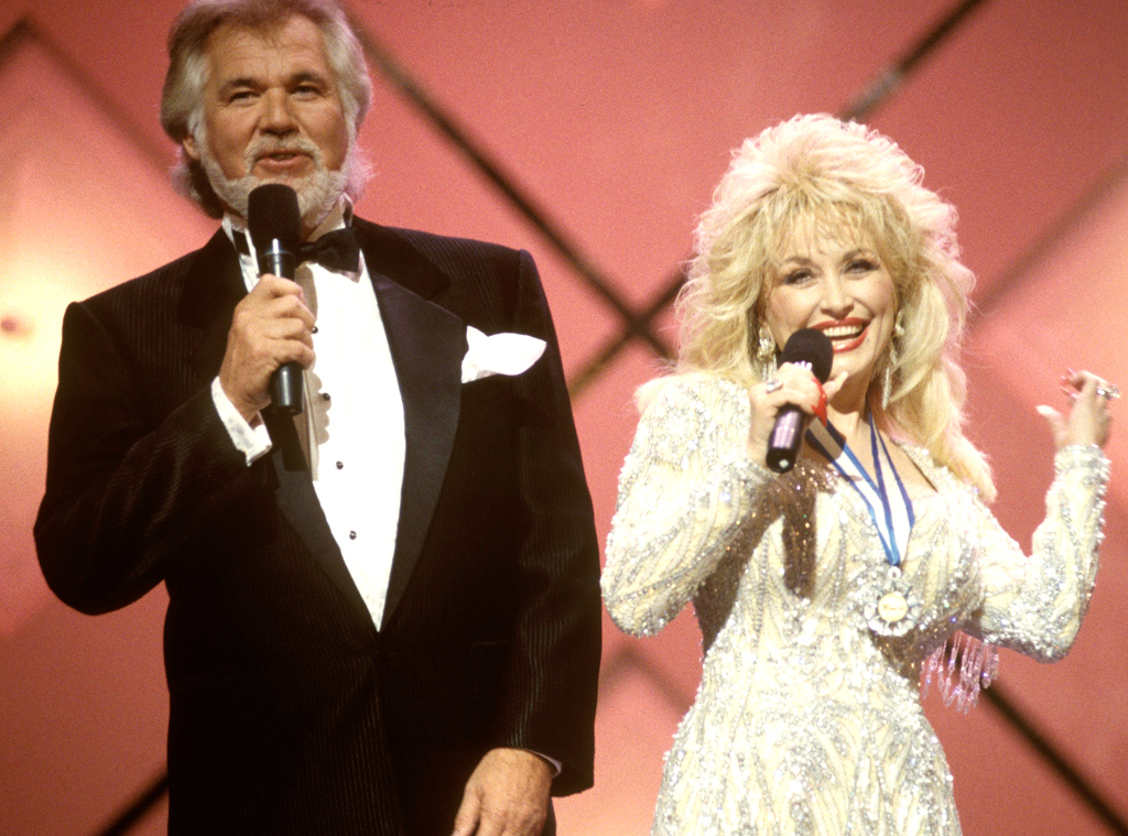 Dolly Parton Pays Tribute to Friend Kenny Rogers After His ...