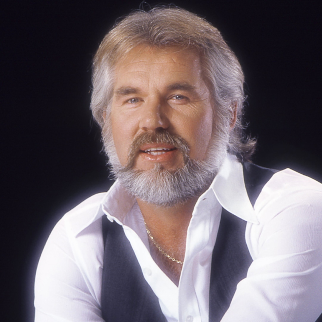Kenny Rogers Dead at Age 81 - E! Online - CA