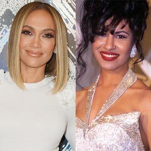Jennifer Lopez, Selena Quintanilla