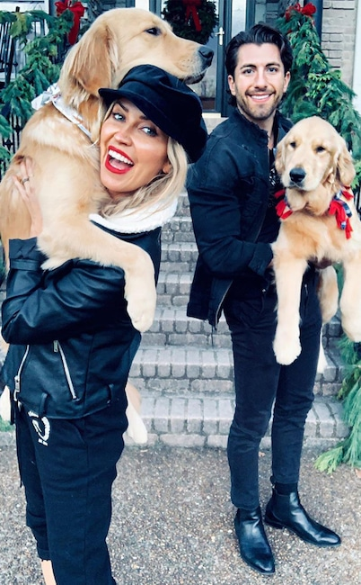 Kaitlyn Bristowe, Jason Tartick, dog, Ramen, Pinot, National Puppy Day 2020