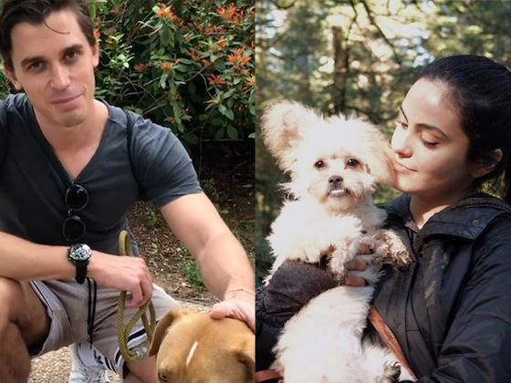 Antoni Porowski, Camila Mendes and More Stars Foster Dogs During Coronavirus Outbreak