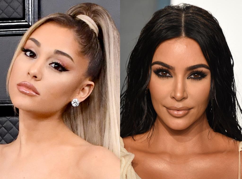 Ariana Grande, Kim Kardashian