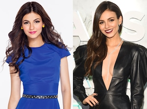 Victoria Justice, Victorious, Then and Now
