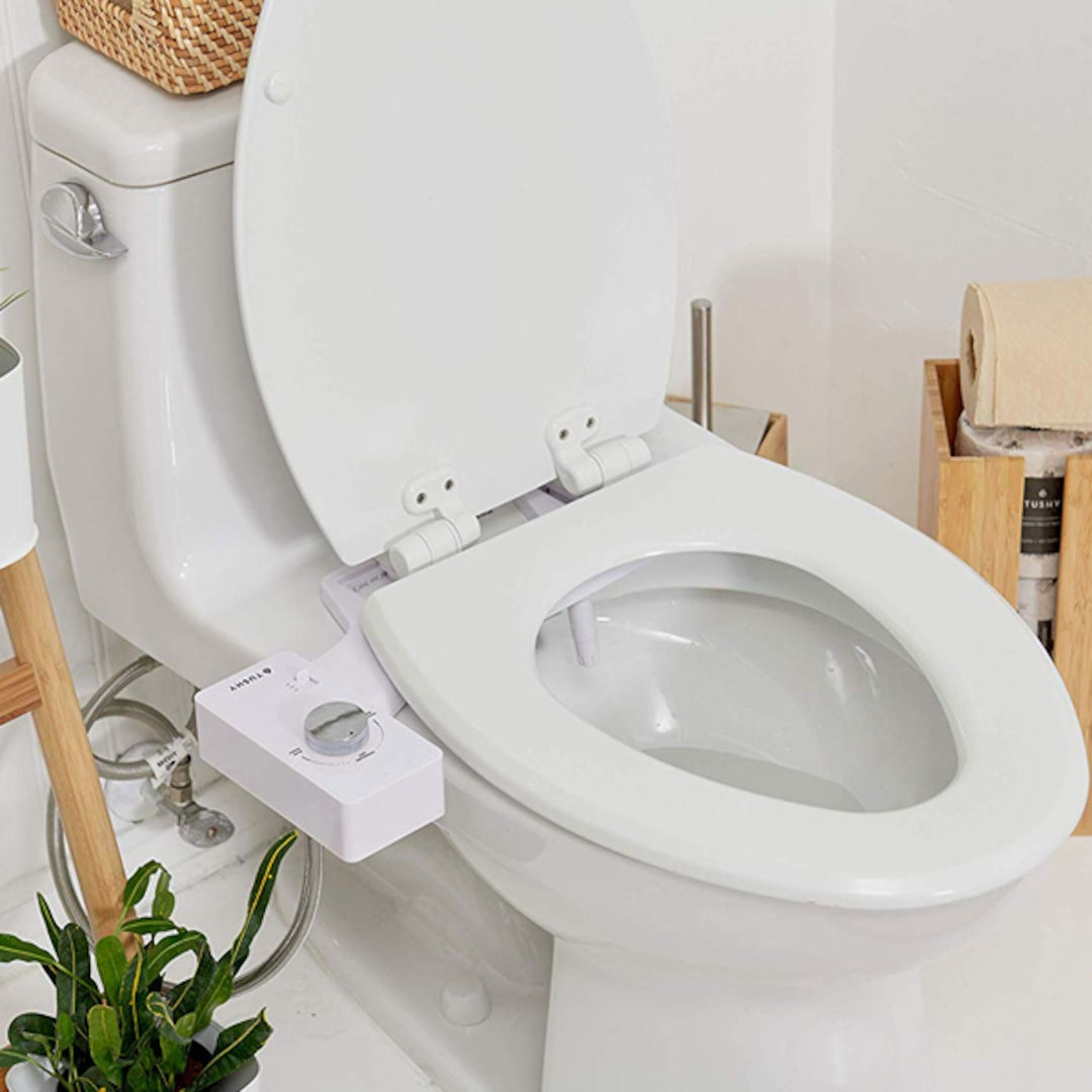If You Ve Ever Wanted To Try A Bidet Toilet Seat Now Is The Time E Online