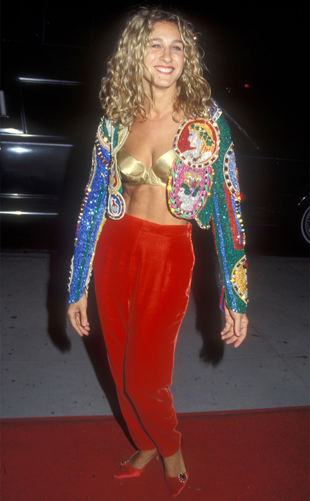 Sarah Jessica Parker, 1991