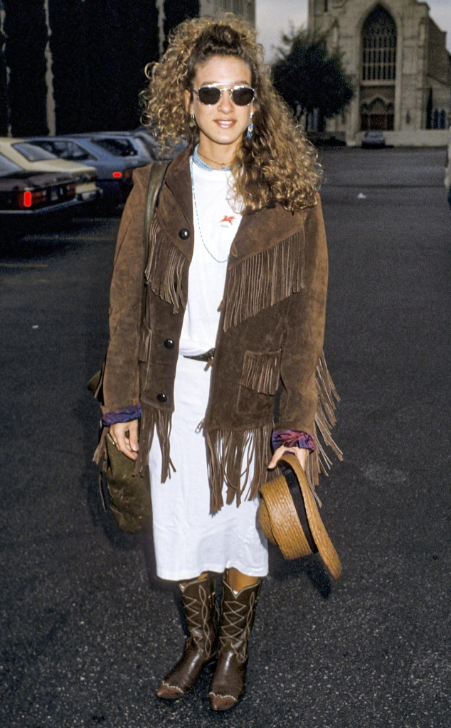 Sarah Jessica Parker, 1986