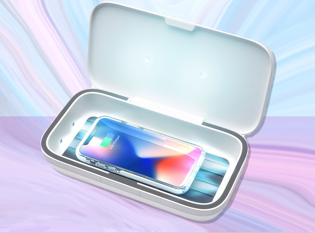 E-Comm: Sterlize Your Phone in 3 Minutes With Casetify