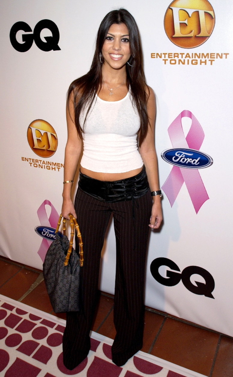 Kourtney Kardashian, Kardashian Widget, 2002
