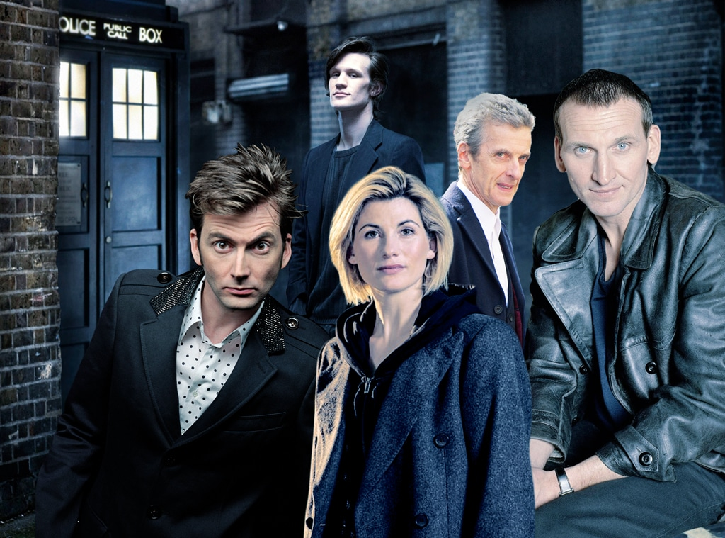 Doctor Who Bs